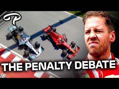 The Vettel Penalty RAGE & Debate! 2019 Canadian Grand Prix Review!