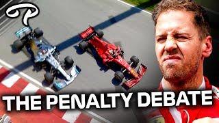 The Vettel Penalty RAGE & Debate! 2019 Canadian Grand Prix Review!