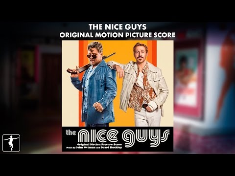 The Nice Guys - John Ottman & David Buckley - Score Preview (Official Video)