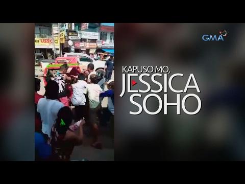 Kapuso Mo, Jessica Soho: Pagsaboy ng asin sa isang sinasapian