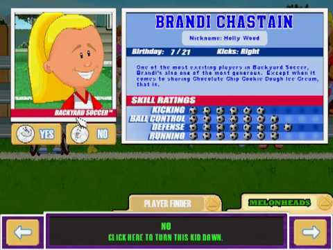 Backyard Soccer 2003 - YouTube