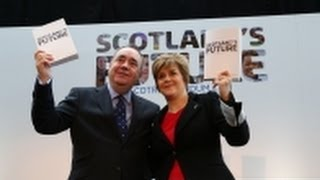 Scottish National Party Argues For Country's Independence