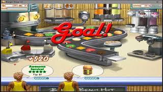 Burger Shop walkthrough level 59 ✔ five stars ✔