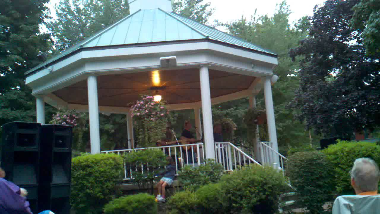 Abbey Rodeo Willoughby Ohio Gazebo 8 25 2011 Quot I Am