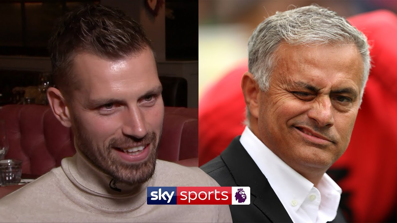Morgan Schneiderlin opens up on leaving Man United and the death of his father in emotive interview