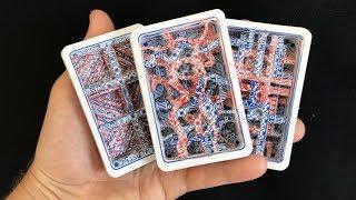 DIY Playing Card Art V2