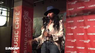 Melanie Fiona - Give It To Me Right - The Sundance ASCAP Music Café