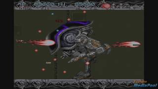 1992 Axelay (SNES) Game Playthrough Retro game