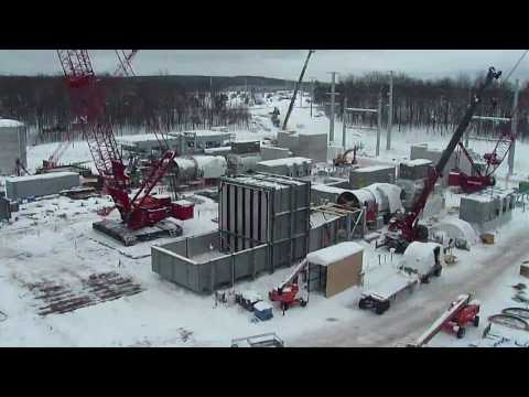 Wolverine Alpine Power Plant:  Building for Our Members Future