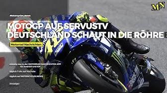 MotoGP auf ServusTV   Deutschland schaut in die Röhre Motorrad Nachrichten