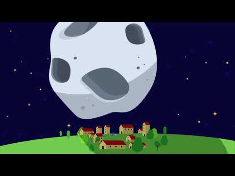 What is a comet?   Star Walk Kids