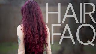hair faq   henna dye tips for growing long hair