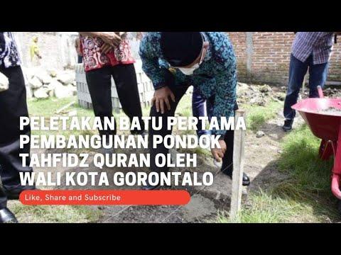 Pembangunan Pondok Tahfidz Al - Ikhlas