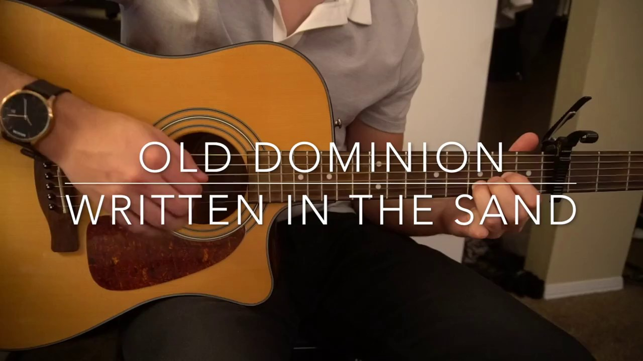 old dominion written in the sand mp3 download