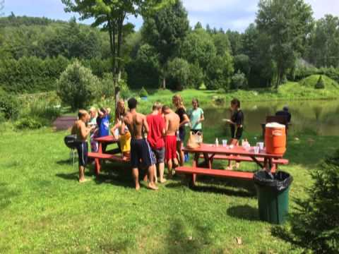 God's Vision Ministry, Vermont, Summer Camp Video 2015