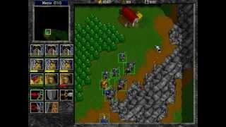 DOS Game: Warcraft 2 - Beyond the Dark Portal