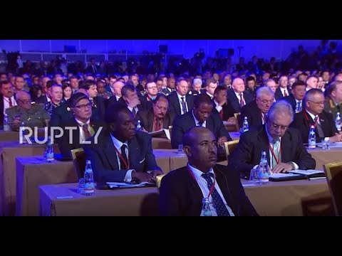 Russia: International Security conference kicks off in Moscow