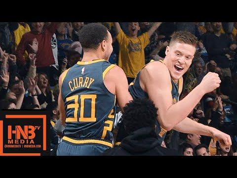 GS Warriors vs Chicago Bulls Full Game Highlights | 01/11/2019 NBA Season