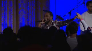 Kendrick Lamar Live @The White House - Independence Day - HD