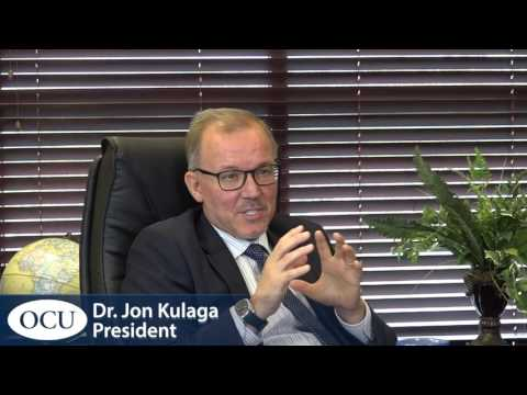 Ohio Christian University - Dr. Kulaga Interview Clip 9