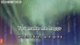 You Are My Sunshine - Moira Dela Torre (Karaoke Version)