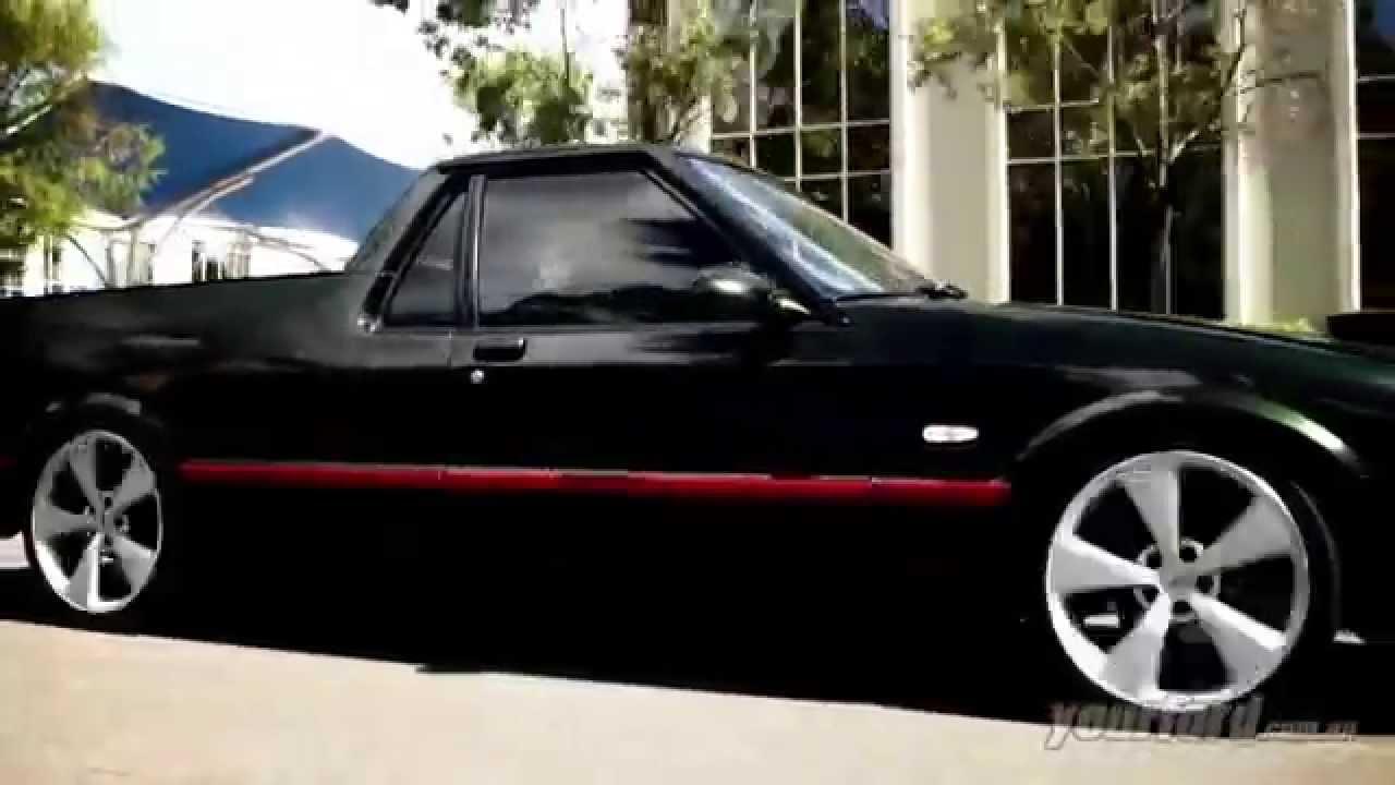 Mrc Performance  Stuarts Xhxr6t Turbo 6 Falcon Ute