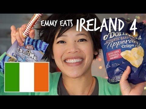 Emmy Eats Ireland 4 - an American tasting Irish Treats