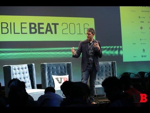 MobileBeat 2016 opening keynote: VentureBeat
