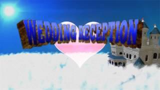 Repeat youtube video [HD/FreeFootage]ドラクエ風オープニングムービー・結婚式余興用無料素材