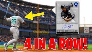 BACK TO BACK TO BACK TO BACK HOME RUNS! MLB The Show 19 Battle Royale