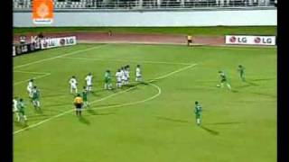 Highlights - 2006 Palestine vs Iraq Asian Cup Qualifiers 2-2