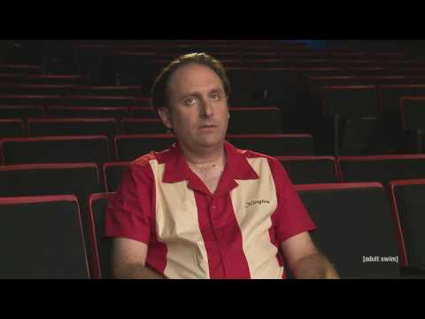 Tim Heidecker on Edward Snowden