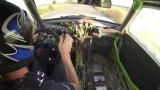 видео: Запорожец с мотором Hayabusa K9 GOPR0-1