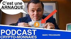 """Jordan Belfort (le Loup de Wallstreet) : """"le Bitcoin est une arnaque"""" (PODCAST #15)"""