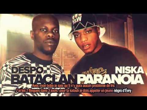 Despo Rutti & Niska - Bataclan Paranoia /Y&W