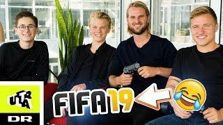 KAN KLASSEN SLÅ BRIZZE OG RASMUS I FIFA 19?