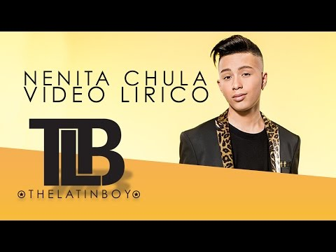 Tomas The Latin Boy - Nenita Chula [Lyric Video]