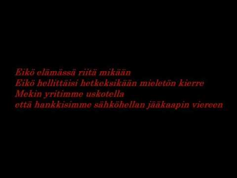 Leevi and the Leavings - Elina, mitä mä teen