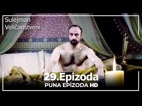 Sulejman Veličanstveni Epizoda 29 Sa Prevodom