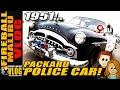 1951 #PACKARD #PoliceCar - FMV368