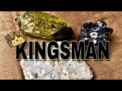 Masculine + Feminine Crystal Energy/Crystals Show & Tell/