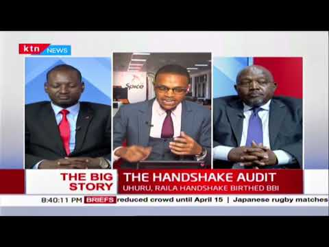 The Big Story | The Handshake Audit: Where is the opposition?