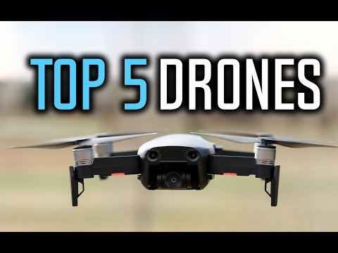 Best Drones in 2018 - Which Is The Best Drone?