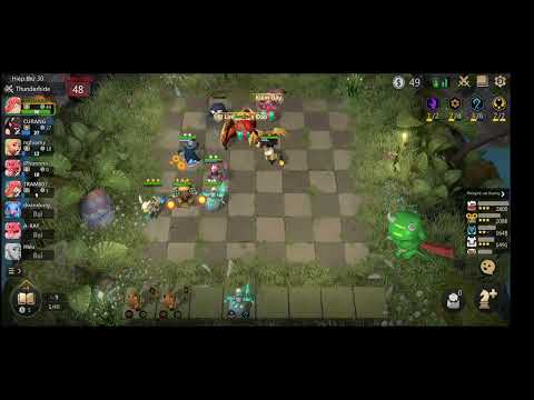 [ZChannel] Chơi thử Auto Chess VN - Mobile gaming Part 3