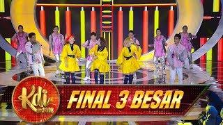 Penampilan Ciaamik Musbro Ft Trio Macan Iwak Peyek Final 3 Besar Kdi 25 9