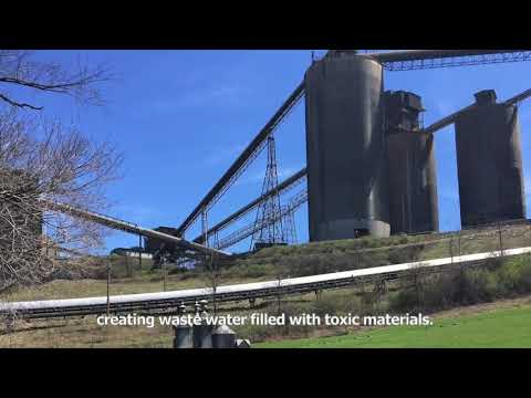 Coal Processing Plants (Bailey Mine Complex In Greene County, PA)