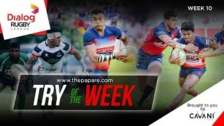 Cavani Try of the Week – Week 10 Dialog Rugby League 2017/18
