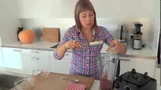 Raw Vegan Almond Butter & Jelly Sandwiches