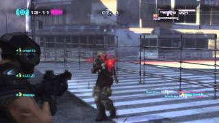 Binary Domain Multiplayer
