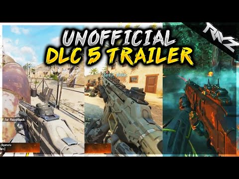 BLACK OPS 3 UNOFFICIAL DLC 5 DEJA VU TRAILER! BO3 DLC 5 FAN TRAILER (Black Ops 3 Mod Tools Map Pack)